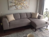 Sectional Sofa and Arm Chair  Vancouver, V6E