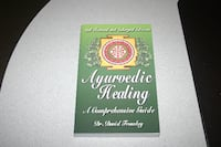 The Ayurvedic Healing Guide - New Châteauguay