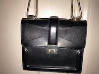 black leather 2-way bag Toledo, 43615