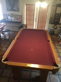 Beautiful Conelly pool table