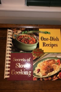 One Dish Recipes/ Secrets of Slow Cooking Gettysburg, 17325