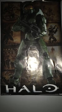 Halo poster Marion, 52302