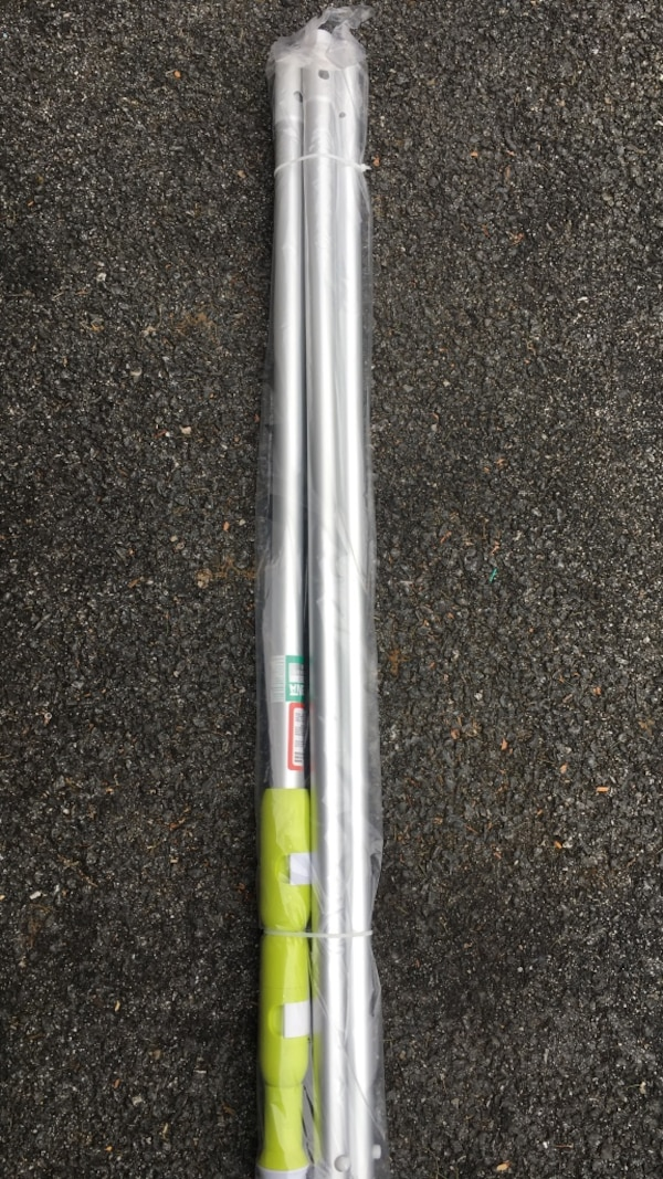 Cabana deluxe 16' telescopic pole for pool
