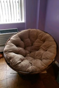 New papasan cushion with used frame and base Yonkers