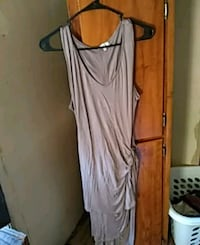 dress tan charlotte russe large Seminary, 39479