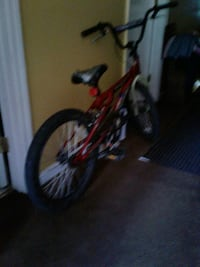 red and black BMX bike Chattanooga, 37411