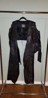 Leather Jacket and Chaps WOMENS Las Vegas, 89130
