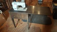 Brother Sewing machine with attached cabinet/table Mount Airy, 21771