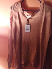 women's brown sweater Douglasville, 30134