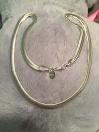 Sterling Silver Snake Chain Necklace 6mm