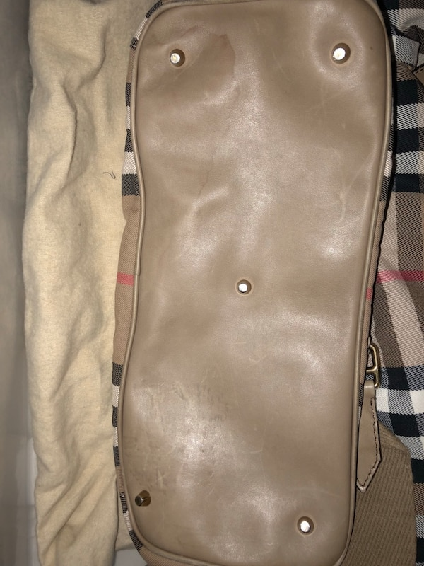 3cf59c3d73f6 Used Burberry aurelia diaper bag for sale in New York - letgo