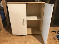 Cabinet with shelf. Great for kids toys or crafts or tools  Round Hill, 20141