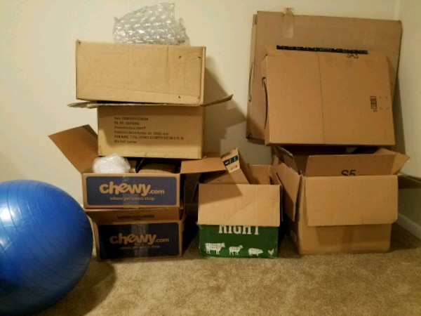 More... Moving Boxes and Packing Bubbles