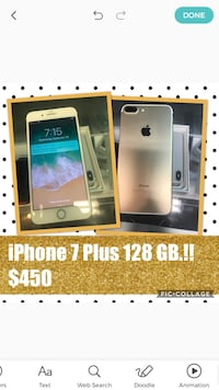 gold iPhone 6 with box Opelousas, 70570