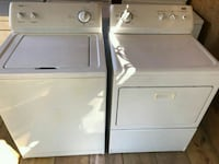 Washer and dryer set  Irving, 75060