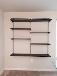 Container Store Shelving Wall Unit