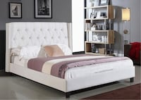 Brand new in box queen platform bed Toronto, M4K 3W8