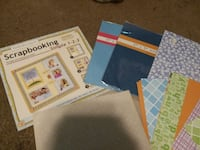 Scrapbooking papers and kits  Indianapolis, 46203