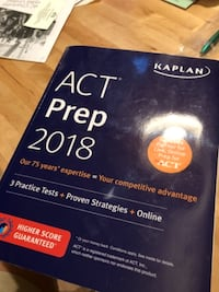 ACT Prep 2018 High Point