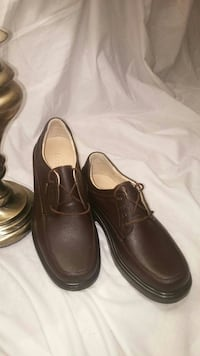 Real leather shoes for men size free delivery