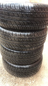 All season Ford Fusion 2010 tires with rims 225/55R16