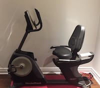 Nordic Track GX 5.0 Pro Stationary RECUMBENT bike. Mont-Royal, H3R 1G3