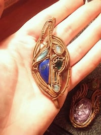 Wire wrap by noodle Eugene, 97402