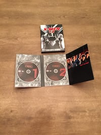 X-Men 1.5 Movie DVD Set! Calgary, T2E 0H4