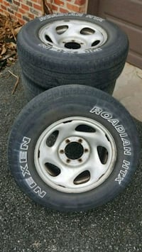 Tires and wheels Knoxville, 37923