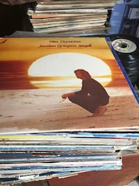 About 100 albums $1each different titles Taneytown, 21787