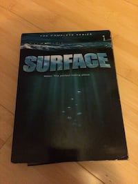 Surface the complete series on Dvd