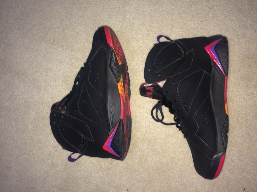 "Air Jordan ""Raptor 7s"" - United States"