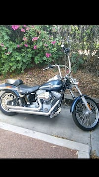 2003 soft tail special edition harley  Riverside, 92504