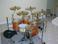 Honey Baltimore Drum drumset Elkridge, 21075