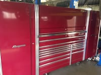 Snap On Tool Box Set with Tools! ARLINGTON
