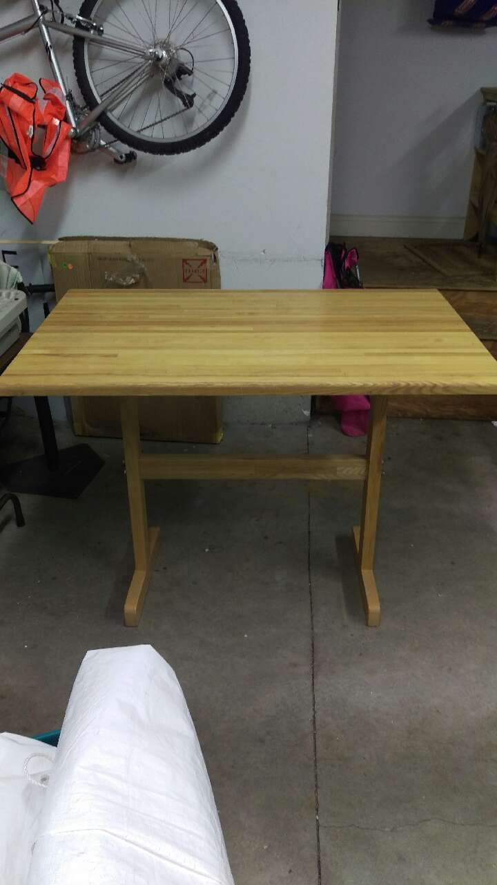 Eastern Butcher Block Table