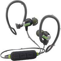 black and green corded headset Los Angeles, 91606