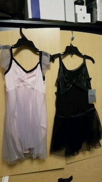 (2)Girls Danskin Dancewear-Size 7/8-NEW  Mississauga, L5M 0B7