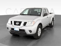 2016 Nissan Frontier King Cab pickup SV Pickup 2D 6 ft Silver <br Baltimore