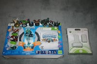 XBox 360 Skylander and Quick Charge Kit Châteauguay