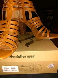Charlotte russe shoes Boston