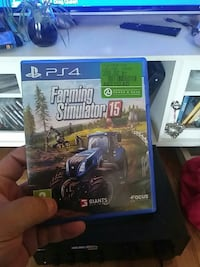 Sony PS4 Farming Simulator 15 spill tilfelle