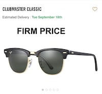 Ray Ban Clubmaster 3016 New York, 11225
