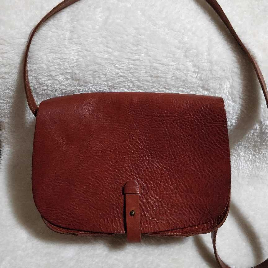 EUC Lucky brand Point Saddle crossbody