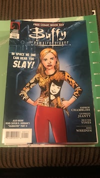 Buffy and the guild dual sided
