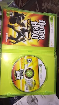 two Xbox 360 game cases 40 km