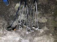 golf clubs 3-pw  Union Bridge, 21791