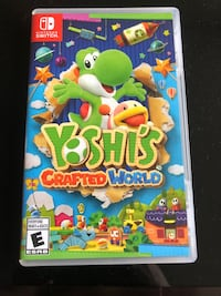 Nintendo Switch Yoshi's Crafted World Vancouver, V6G 1S8