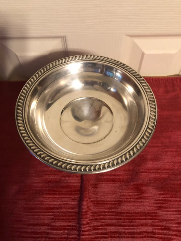 Crystal Salad Bow w/SilverFork/Spoon and Silverplate Candy Dish-$15 ea 0bf90a0f-b6c9-47e7-a4e9-543fcb198dc6