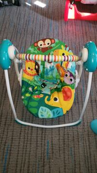 Bright starts travel infant swing Webster, 01570